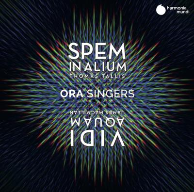 Album Cover: Spem in Alium