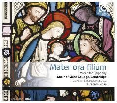 Choir of Clare College, Cambridge, 'Mater Ora Filium' review - HoustonChronicle.com