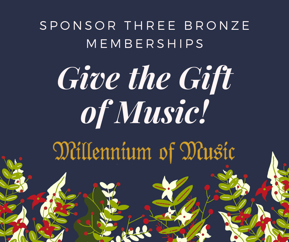 Give the gift of Music!