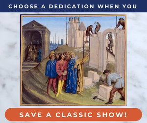 Save a Classic Show!